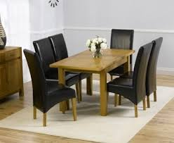 Napoli Dining Table The Napoli 120cm Solid Oak Extending Dining Table Brings Rustic