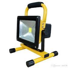 10w rechargeable flood light best 900lm portable floodlight led 10w rechargeable flood light ip65