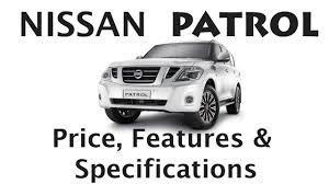 nissan armada india price nissan patrol features specifications and price youtube