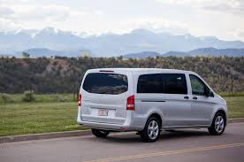 luxury minivan mercedes 2016 mercedes benz metris review