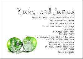 informal wedding invitation wording wordings wedding invitation wording and or to in conjunction