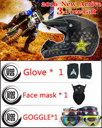light motocross helmet rockstar motorcycle helmet atv dirt bike downhill cross cap gives