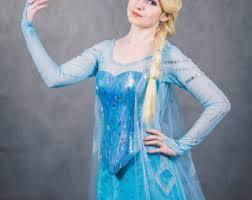 Elsa Costume Elsa Costume Etsy