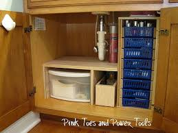 under sink organizing in 5 easy steps bathroom side 2 polished