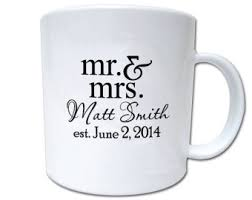 personalized mugs for wedding personalized wedding mugs the blend 72 by factory21