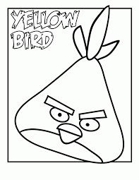 bird template printable coloring