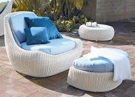 divanetti in vimini da esterno mobili da giardino rattan sintetico mobili giardino