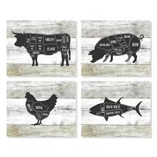 kitchen inspiring cow kitchen rug cow home decor cow print area