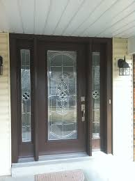 glass insert for front door 40 best front entry doors with sidelights images on pinterest