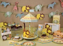 themed baby shower safari themed baby shower decorations animalparade lifestyle