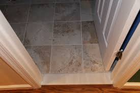 Tile To Laminate Floor Transition Half Bathroom Reconstruction U2013 Geeky Engineer