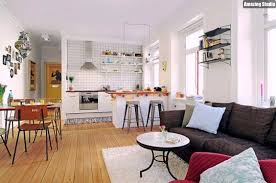 what is an open floor plan sophisticated kitchen living room open floor plan