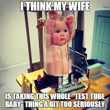 Test Taking Meme - image tagged in test tube baby imgflip