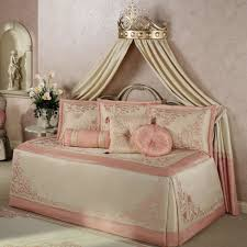 Discount Comforter Sets Home Decoration Awesome Pink Daybed Comforter Set With Canopy