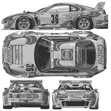 toyota supra drawing car toyota supra castrol the photo thumbnail image of figure