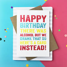 19 funny happy birthday cards free psd illustrator eps format