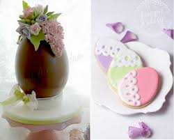 easter eggs surprises easter surprises cakes cookies cupcakes decorated eggs