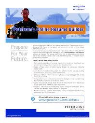 resume builder tool resume army resume builder