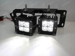dodge ram 1500 2500 3500 80w high power cree led fog lights