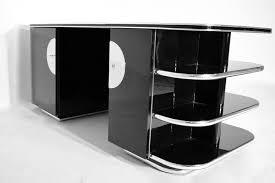 Kaufen Schreibtisch Art Deco Schreibtisch Klavierlack B170xh77xt98 U2013 Artdeco Depot