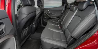 Hyundai Santa Fe Interior Hyundai Santa Fe Interior Practicality And Infotainment Carwow