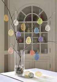 Easter Decorations For A Tree by We Always Made An Easter Tree When I Was Little With Gorgeous
