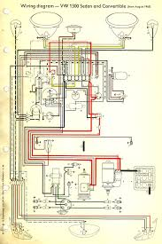 1966 beetle wiring diagram thegoldenbug com