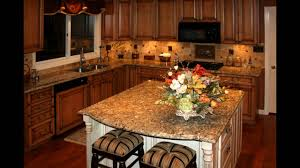 Kitchen With Maple Cabinets Kitchens With Maple Cabinets Youtube