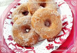 donuts hervé cuisine recette donuts américains au sucre cake mabrouk recettes gourmandes