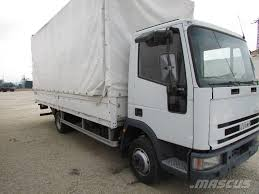 used iveco 75e15 eurocargo box trucks year 2002 price 12 292