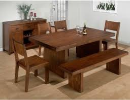 dining table solid wood dining table and chairs pythonet home