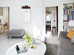 swedish home modern swedish home design exposed white color which very suitable