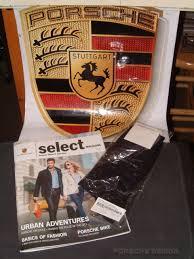 stuttgart porsche logo socks men u0027s clothing clothing shoes u0026 accessories