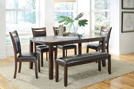Shop Dining Room Sets by Chair Shop Dining Room Furniture Value City Table With Bench Set 5