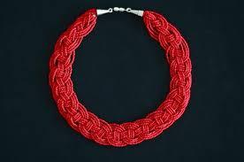 Knitted Chandelier Earrings Pattern Allfreejewelrymaking Com Learn How To Make Jewelry Free Bead