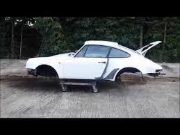 911 porsche restoration porsche 911 turbo restoration part 1