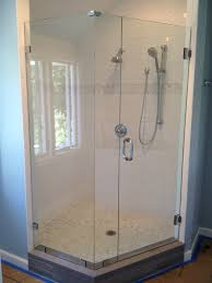 Angled Glass Shower Doors Glass Shower Door Gallery Franklin Glass Company