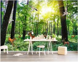 popular 3d mysterious wallpaper buy cheap 3d mysterious wallpaper custom mural 3d wallpaper mysterious secluded forest scenery painting 3d wall murals wallpaper for living room