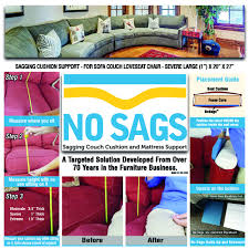 Saggy Sofa Support Sagging Couch Cushion And Mattress Support For Sofas Mattresses