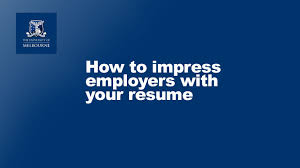 Best Font For Resume Australia by How To Impress Employers With Your Resume Australia Plus Youtube