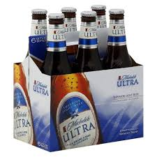 percent alcohol in michelob ultra light michelob ultra superior light beer 6pk 12oz bottles target