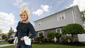theresa tlc hair styles theresa caputo s house is cozy and comfortable for readings life