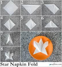 how to fold table napkins pinwheel napkin fold it s here easy napkin folds paper folding fancy