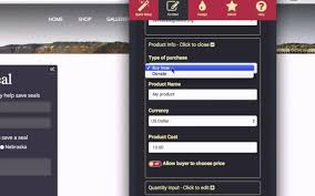 create a custom order form youtube