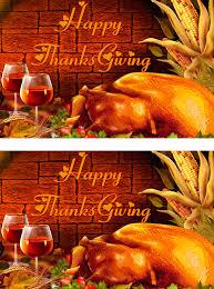 color thanksgiving postcards create free custom thanksgiving
