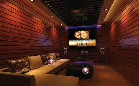Home Theatre Interior Design Fascinating Home Theatre Designs - Home theatre interior design pictures