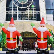 Blow Up Christmas Yard Decorations outdoor inflatables christmas decorations australia new featured