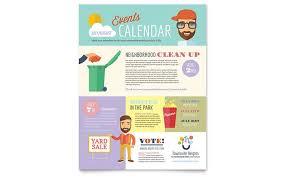 volunteer brochure template non profit brochure template fieldstation co