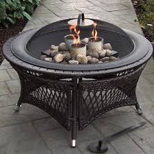lava rocks for fire pit fire pit glass rocks now you can make flames without woods