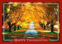 thanksgiving greeting cards real estate greeting cards